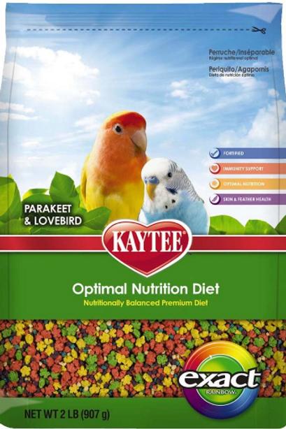 KAYTEE EXACT PARAKEET/LOVEBIRD