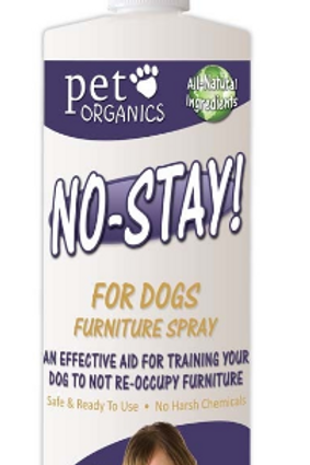 NO STAY FURNITURE SPRAY FOR DOGS