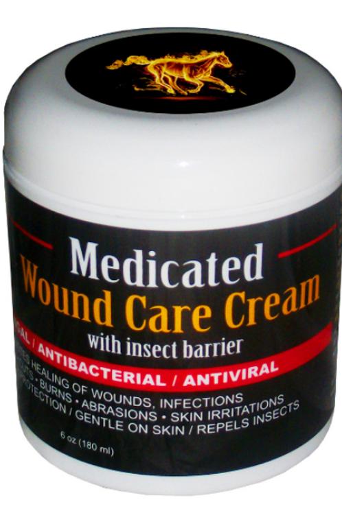 MEDICATED WOUND CREAM