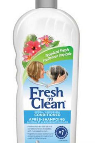 FRESH 'N CLEAN OATMEAL 'N BAKING SODA CONDITIONER