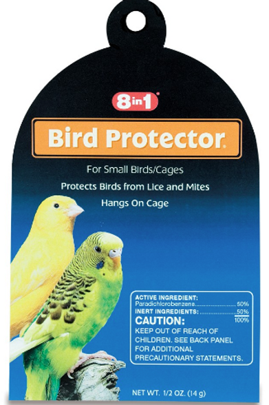 8 IN 1 PROTECTOR SMALL BIRDS