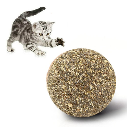Edible Catnip Ball