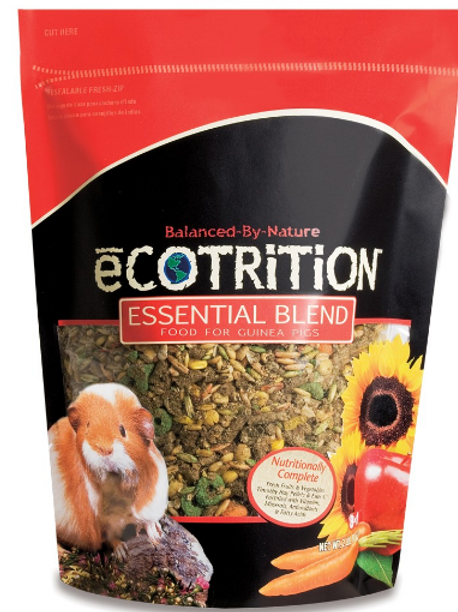 ECOTRITION ESSENTIAL BLEND GUINEA PIG DIET