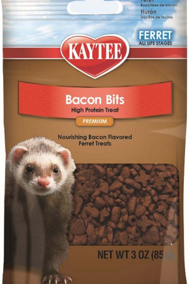 KAYTEE FERRET BACON TREAT