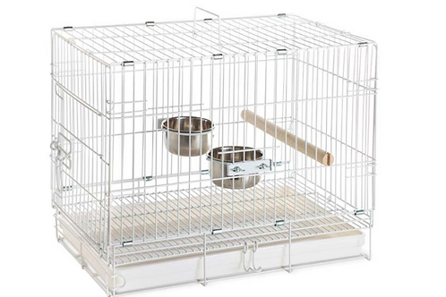PREVUE PET TRAVEL CAGE