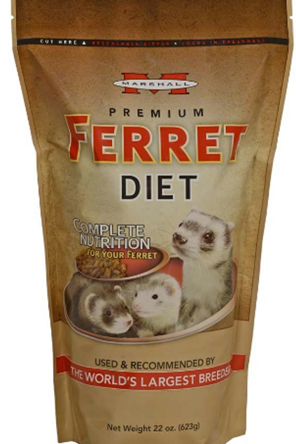 MARSHALL PET PREMIUM FERRET DIET