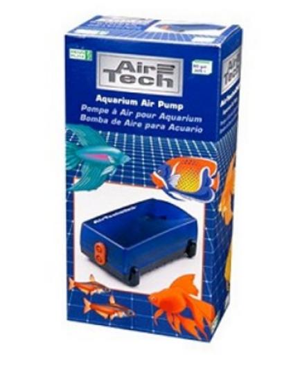 AIR-TECH AQUARIUM AIR-PUMP