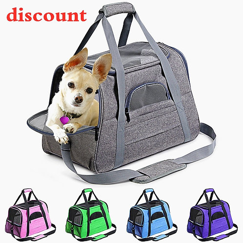 New Portable Pet Cat Dog Travel Carrier