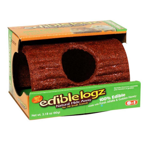 8 IN 1 WILD HARVEST CHEWABLE LOG