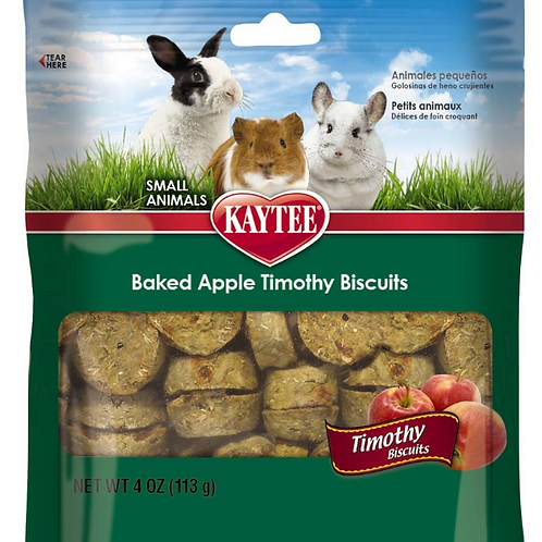 TIMOTHY BISCUITS BAKED WITH APPLES