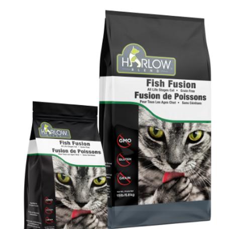 GRAIN FREE FISH FUSION CAT FOOD