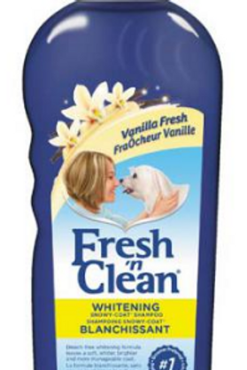FRESH N' CLEAN SNOWY COAT SHAMPOO
