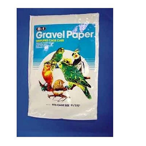 8 IN 1 ECOTRITION GRAVEL PAPER
