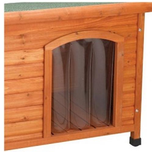 PREMIUM PLUS DOG HOUSE DOOR FLAP-SMALL
