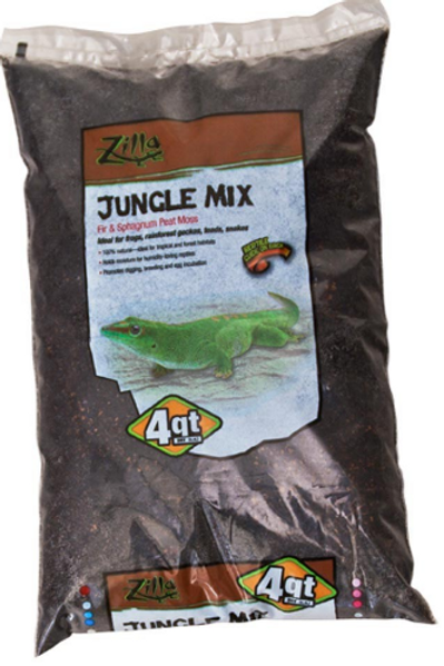 ZILLA BEDDING JUNGLE MIX