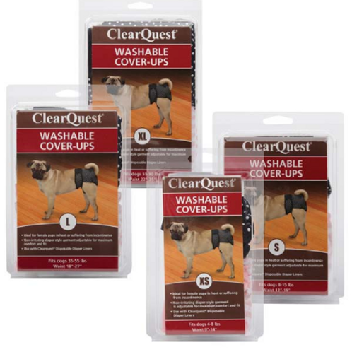 CLEARQUEST WASHABLE COVER-UP
