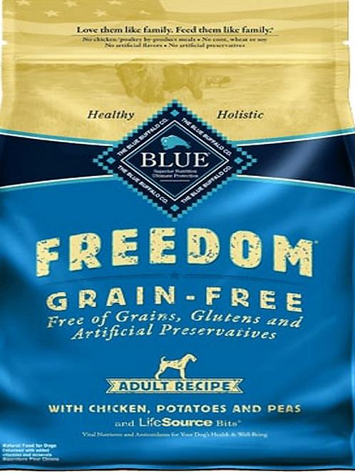 BLUE BUFFALO GRAIN FREE - CHICKEN
