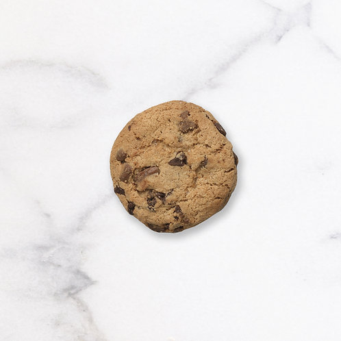 Cookies au chocolat Noir x6