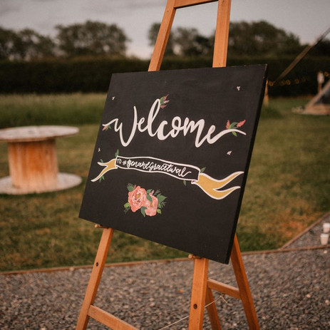 Photographer: James Morris / Signage: Wild Calligraphy