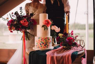 Cake Table Inspo