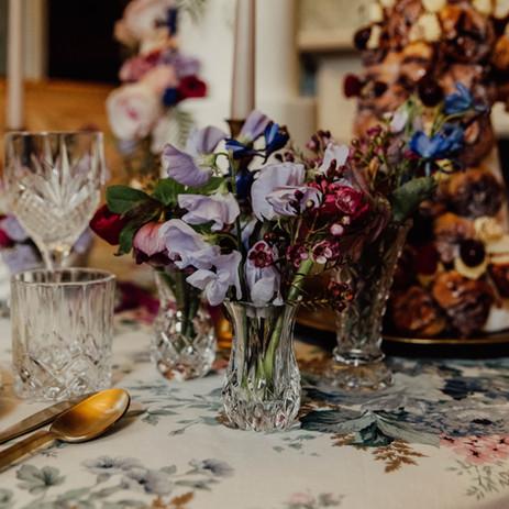 Photographer: Emma Wilkinson / Florist: Sweetpeas & Peonies / Sweet Treats:  Tsp Cake