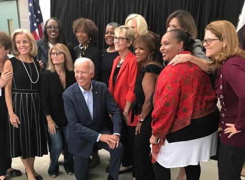 Vice President Joe Biden & Leadership Vital Voices Executive Committee