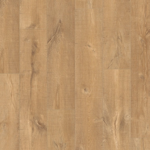 Quick Step: Oak Planks With Saw Cuts Nature Laminate Flooring