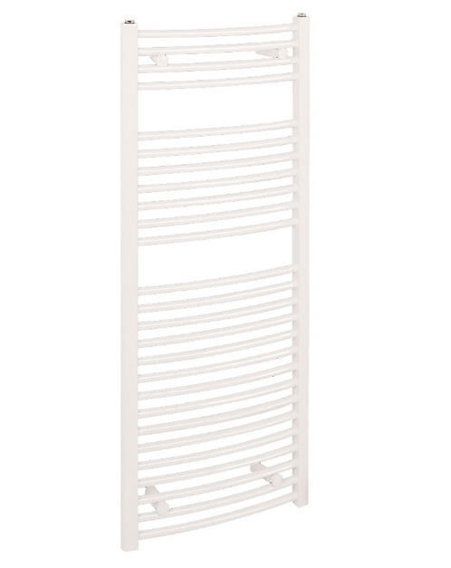 Diva White Electric 1200 x 400 (Curved)