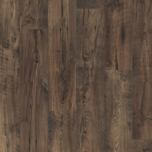 Quick Step: Reclaimed Chestnut Brown Planks Laminate Flooring