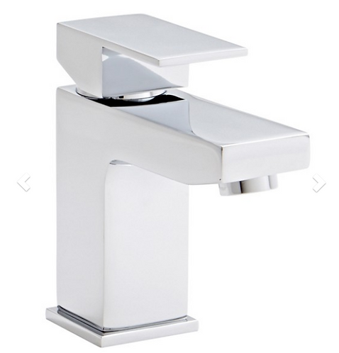 Element Mono Basin Mixer with Click Waste