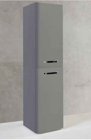 Options Wall Mounted Side Unit - Basalt Grey