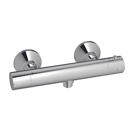 Round Exposed Shower Valve  WRAS Approved Shower Valve