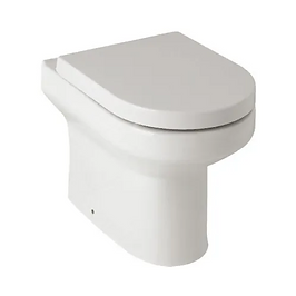 Bijou BTW WC Pan and Soft Close Seat