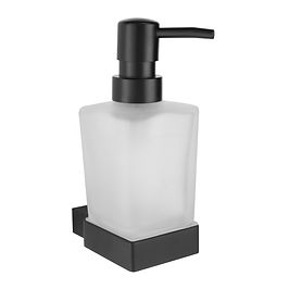 Mono Black Soap Dispenser