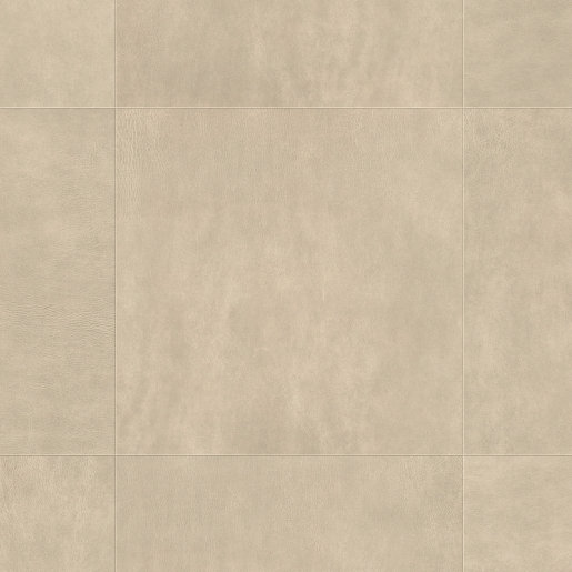 Quick Step: Arte Leather Tile Light Laminate Flooring