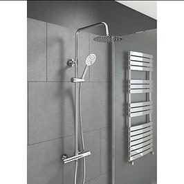 Videira Round Style Thermostatic Shower Kit