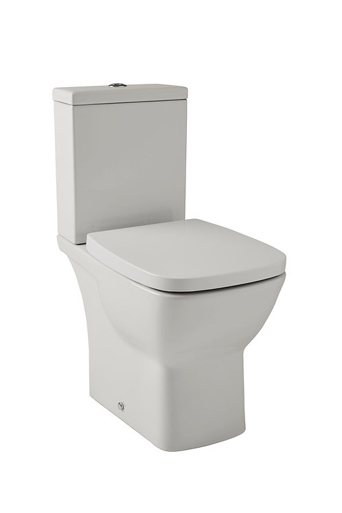Evoque CC WC Pan, cistern and seat