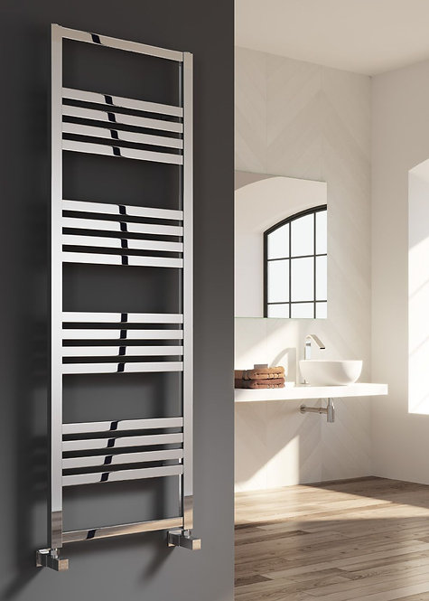 BOLCA TOWEL RAIL POLISHED 1530 x 485