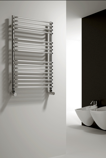 ISARO 500 X 1100 CHROME TOWEL RADIATOR