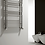Thumbnail: ISARO 500 X 1100 CHROME TOWEL RADIATOR