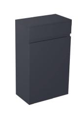 Dark Grey Storage Unit - Icladd Solid PVC Furniture