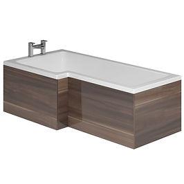 Solarna Willo 700mm End Bath Panel