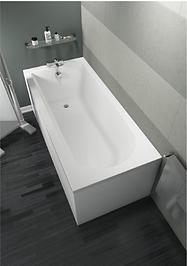 GRANGE STRAIGHT STANDARD BATH 1700X750MM