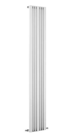 BONERA 324 X 1800 WHITE DESIGNER RADIATOR