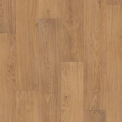 Quick Step: Classic Natural Varnished Oak Laminate Flooring