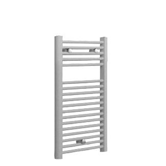 Bergamo Towel Radiator Grey 840 x 500