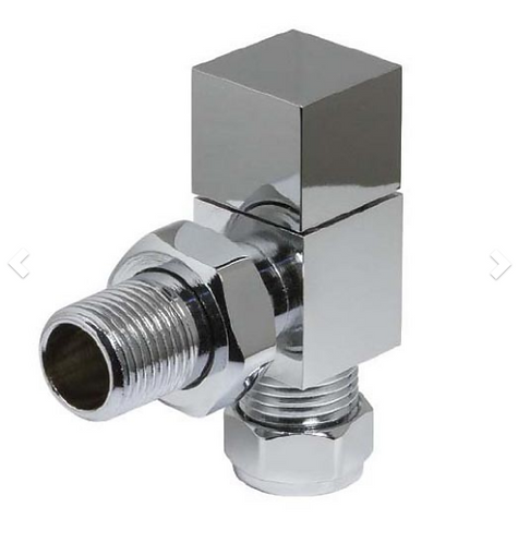 Cube Valves (Pair) Straight