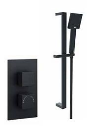 Nero Square Shower Option 3