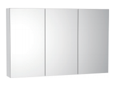 Mirror Cabinet 1200mm - Icladd Solid PVC Furniture