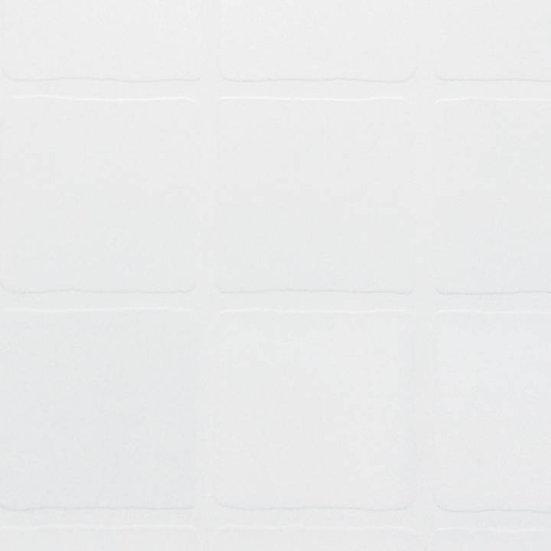 Multipanel Tilepanel Embossed White Large Matt 5101L